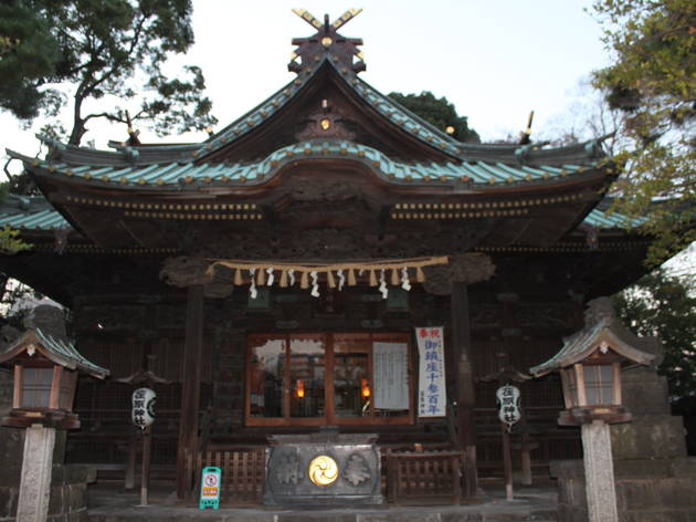 Ebara Shrine