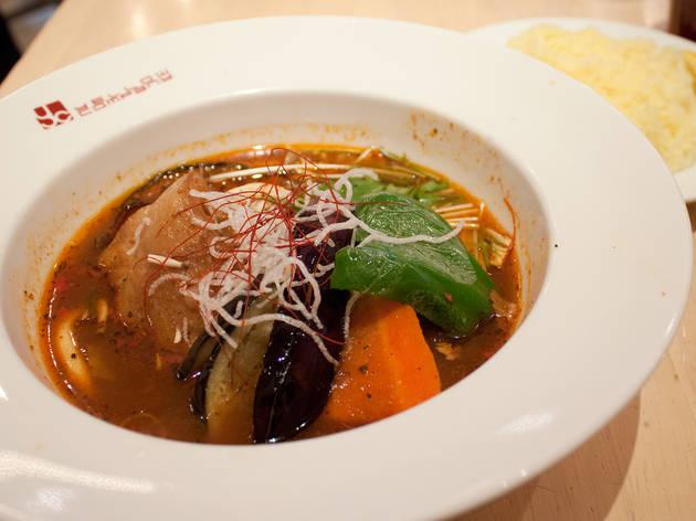 札幌スープカレー イエローカンパニー