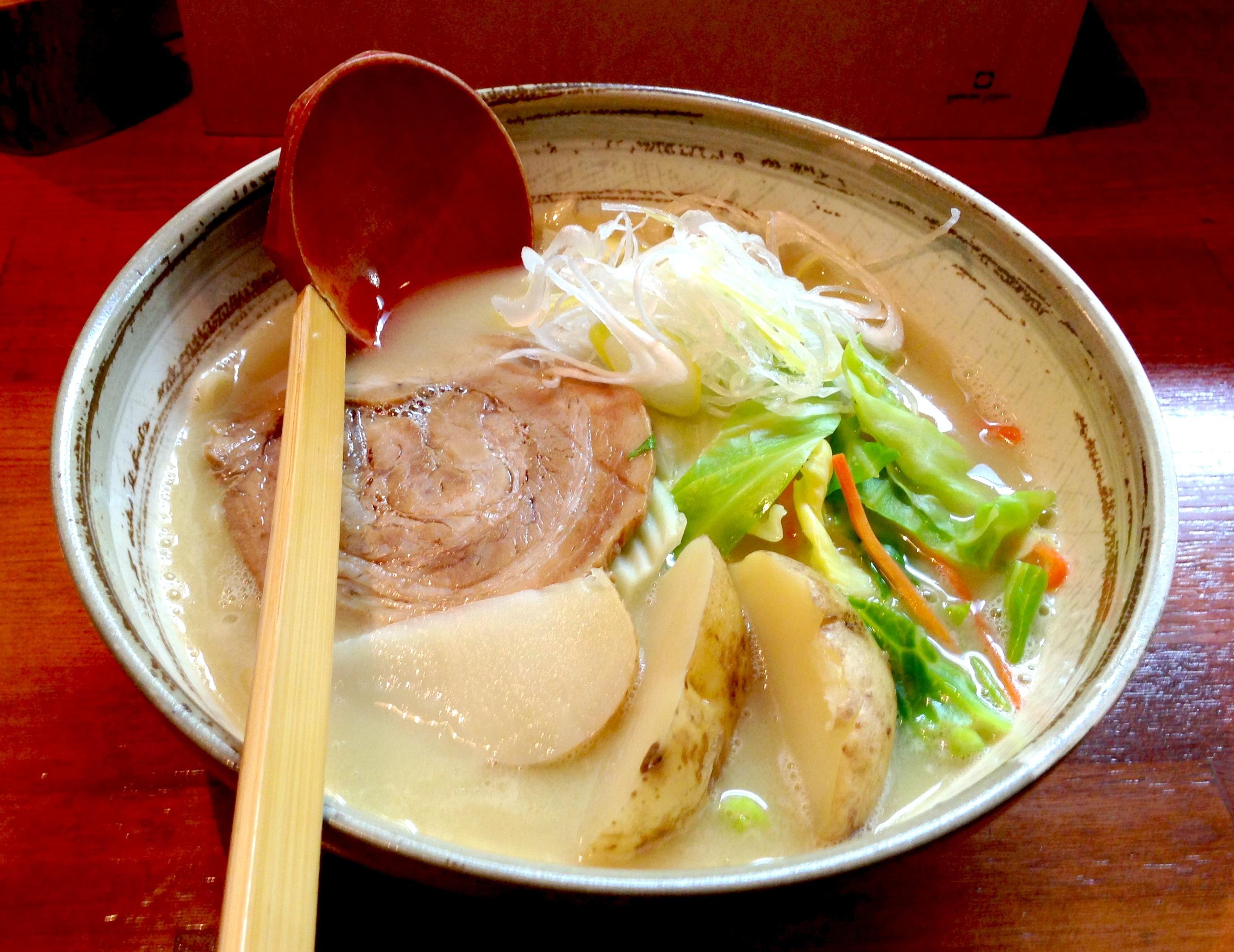 神保町:麺処おかじ