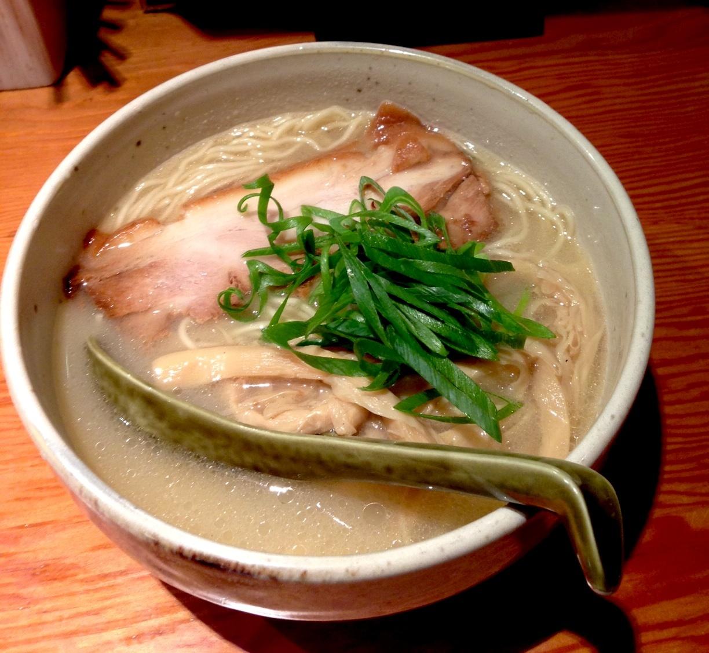 三軒茶屋:麺屋 臥龍
