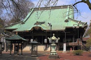 堀之内 妙法寺