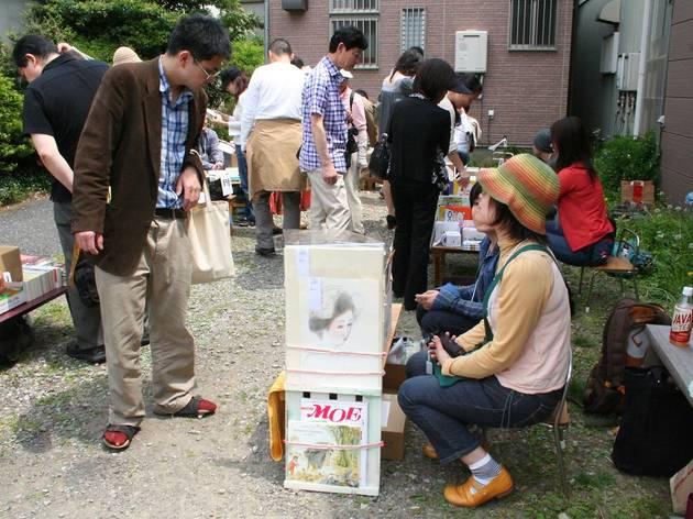 Shinobazu Book Street 2014