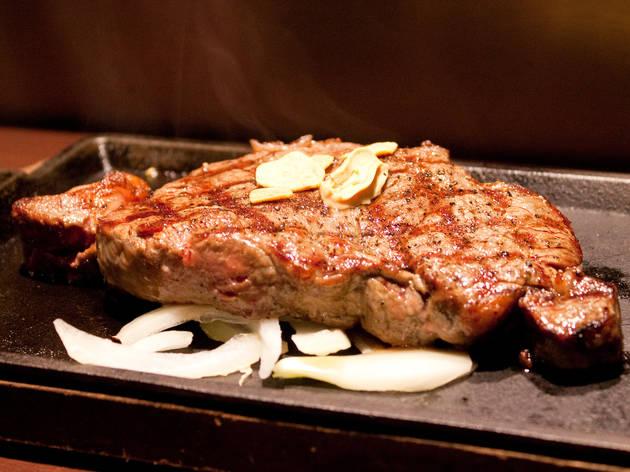 Ikinari Steak Ginza