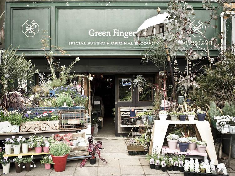 GREEN FINGERS 三軒茶屋店