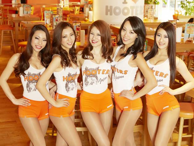 Hooters Shibuya