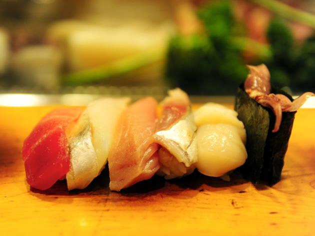 いさ美寿司