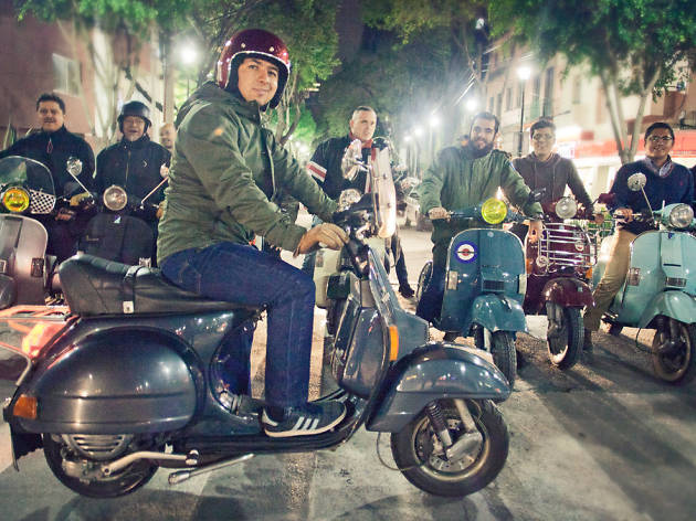 Club Vespa DF