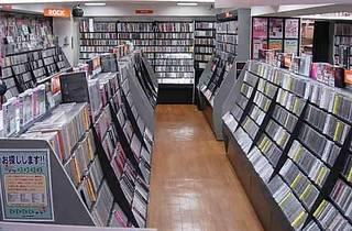 ディスクユニオン 中野店