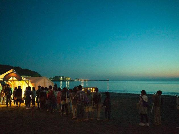 2014年 逗子海岸映画祭