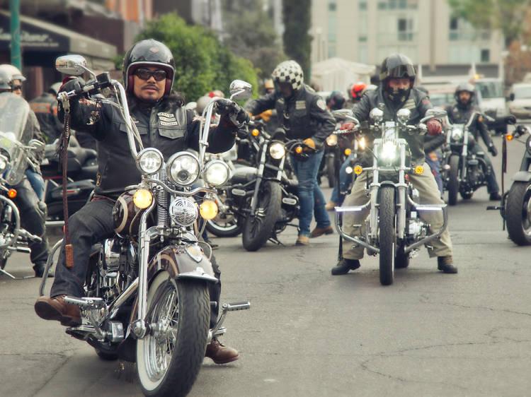 Caifanes Moto Club México