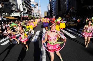 第33回浅草サンバカーニバルパレードコンテスト