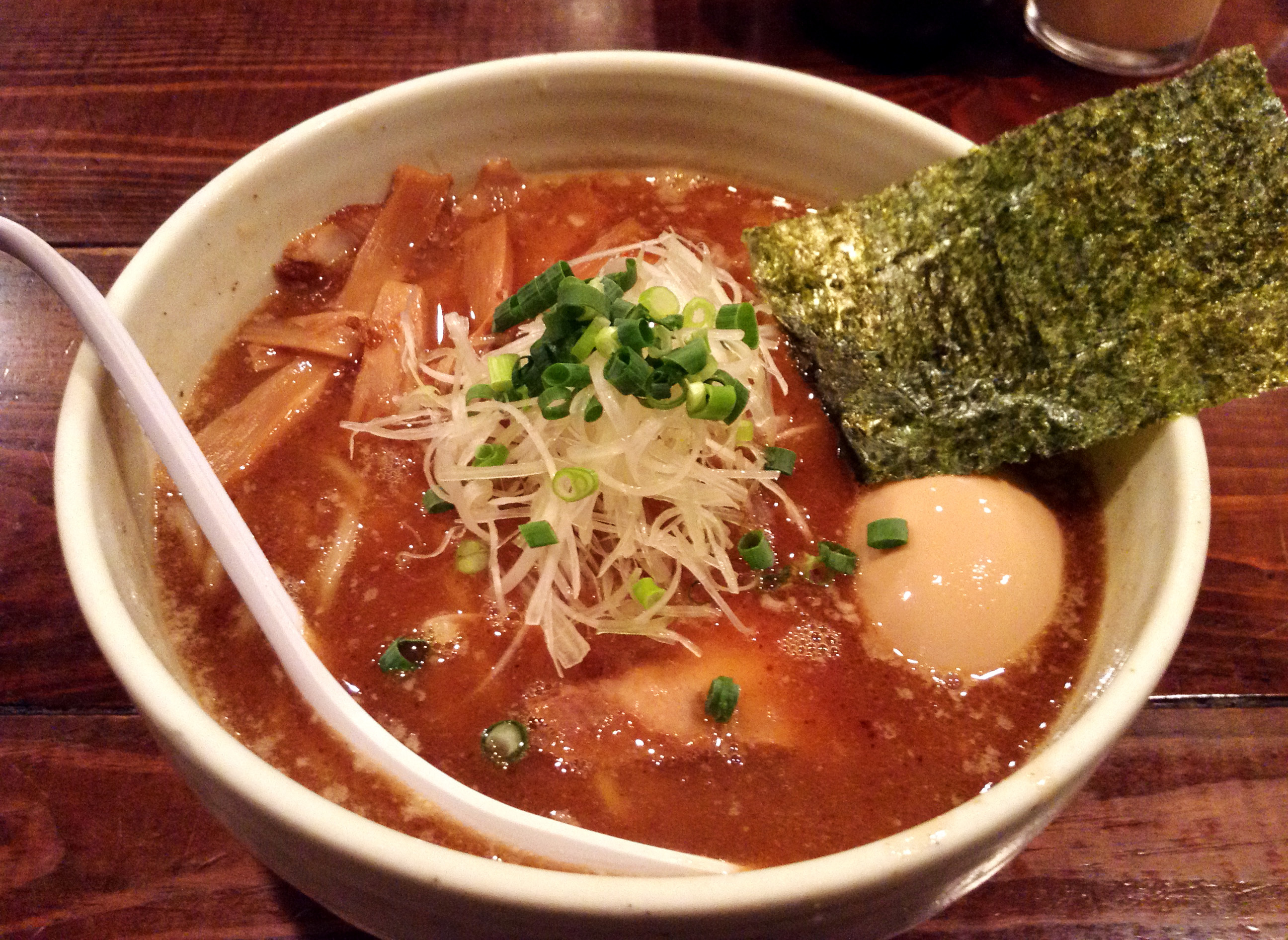 Taste additive-free ramen at Zoot
