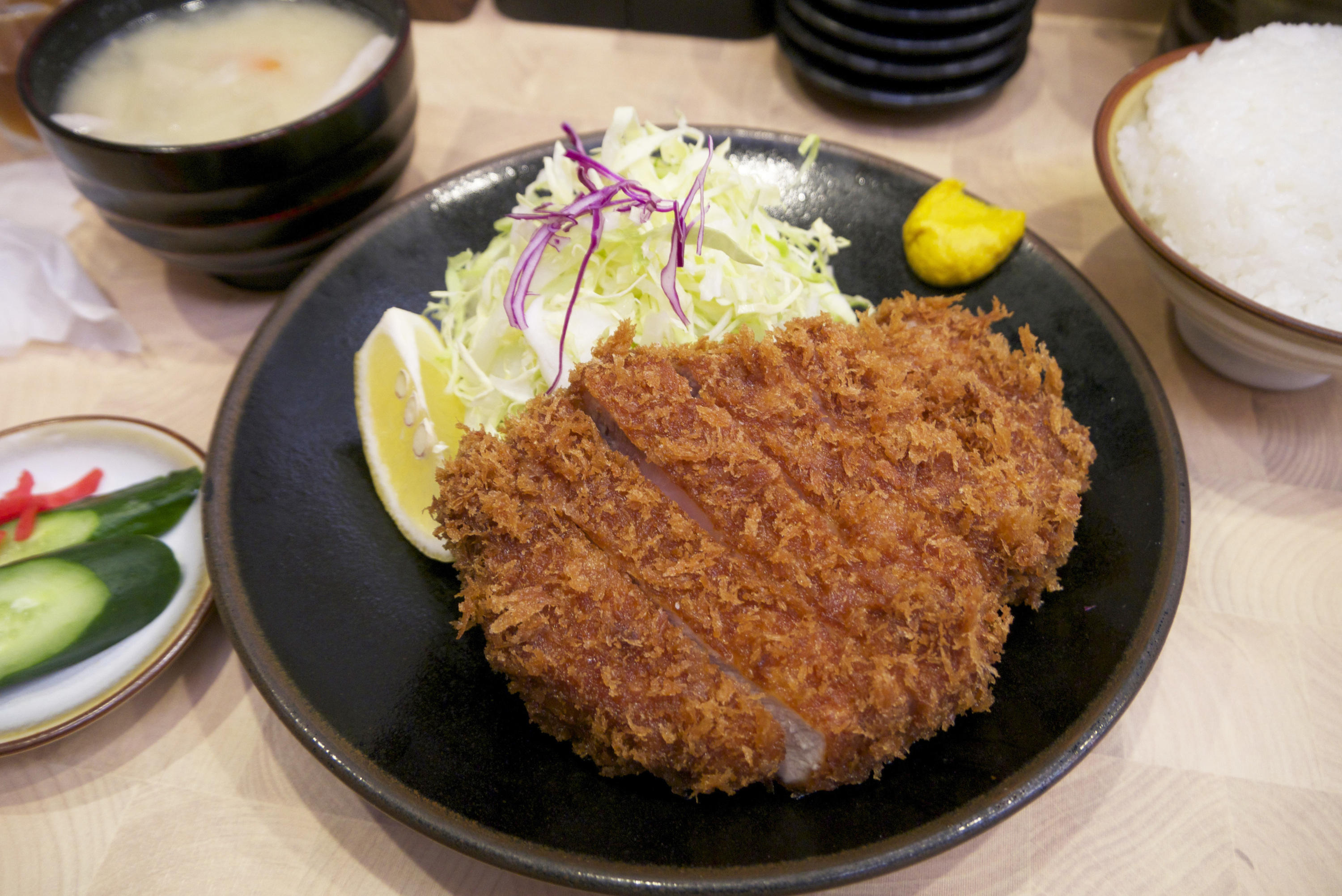 Bite into healthy pork at Aoki