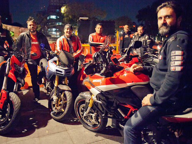 Ducati Owners Club México (DOC)