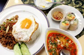 タイ料理 タワン タイ