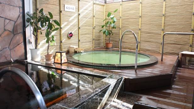 なごみの湯(荻窪の温泉)