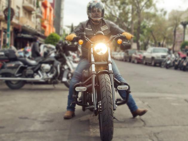 Harley-Davidson (Foto: Alejandra Carbajal)