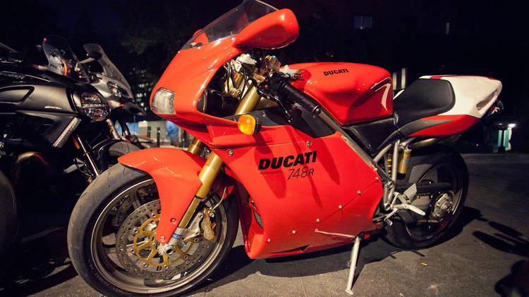 Ducati (Foto: Alejandra Carbajal)