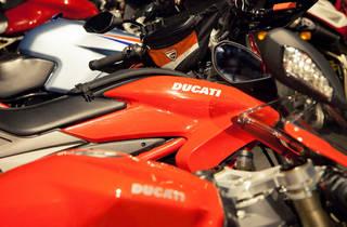 Ducati Owners Club México (Foto: Alejandra Carbajal)