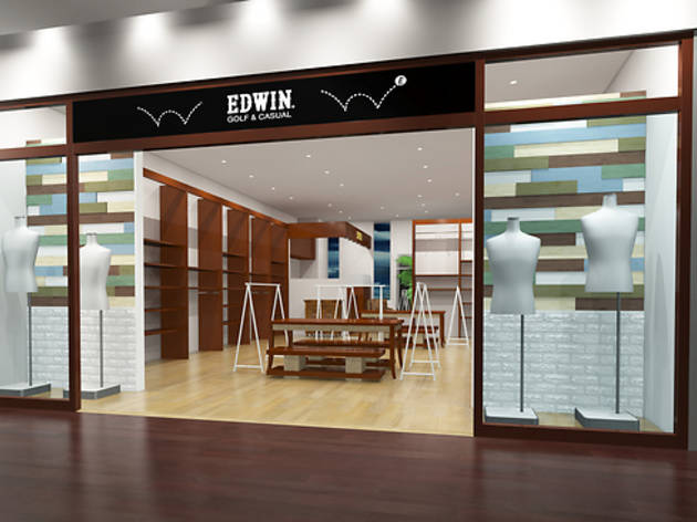 EDWIN GOLF&CASUAL 銀座店