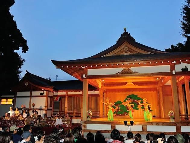 第14回 阿佐ヶ谷バリ舞踊祭