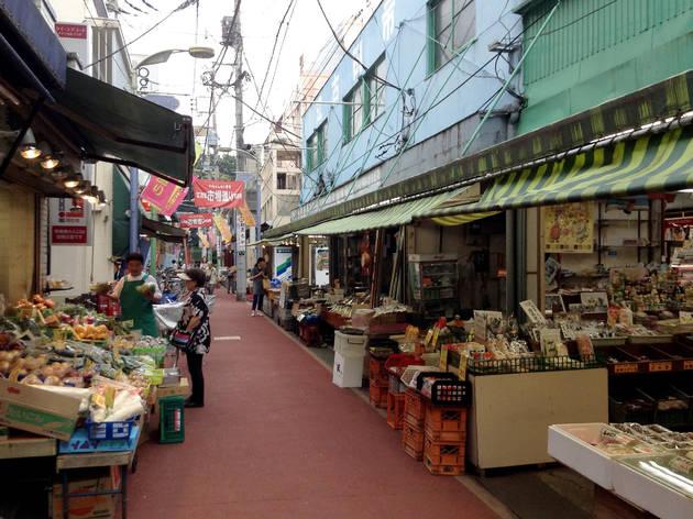 江古田市場通り商店会
