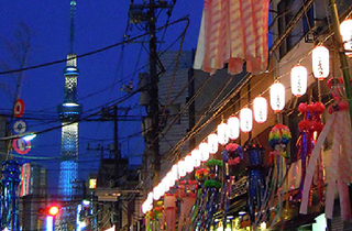 Shitamachi Tanabata Matsuri (2015)