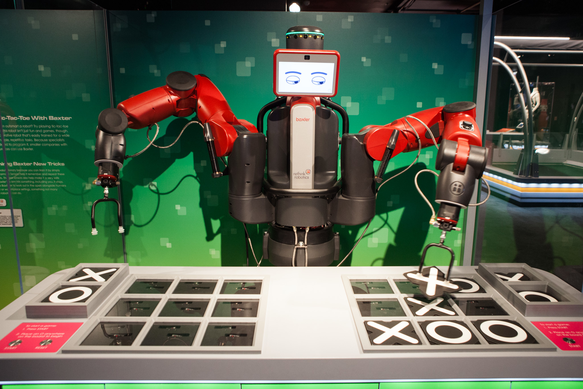 """Robot Revolution"""