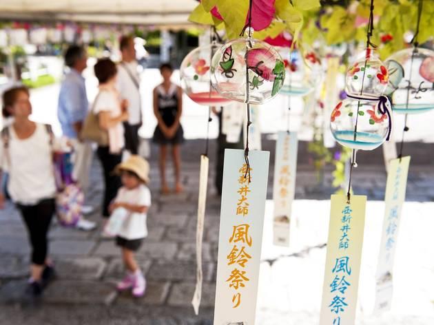 風鈴祭り(2014)