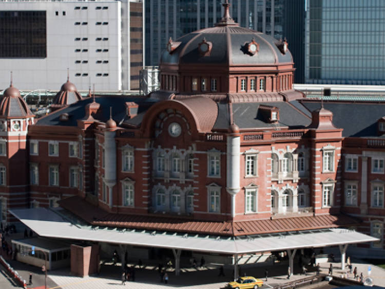 Experience a microcosm of Tokyo without leaving Tokyo Station