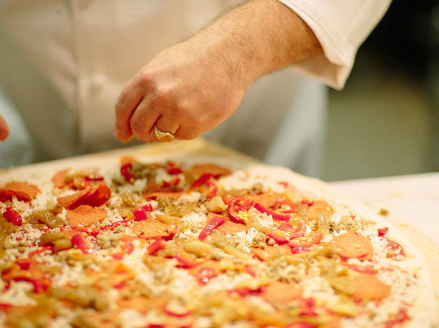 Pete's New Haven Style Apizza
