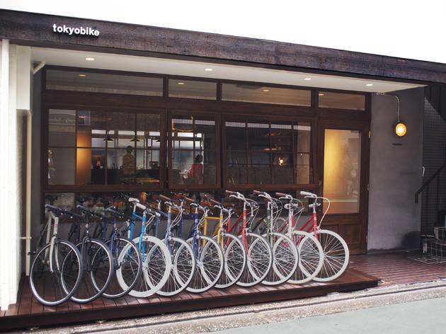 tokyobike shop 中目黒