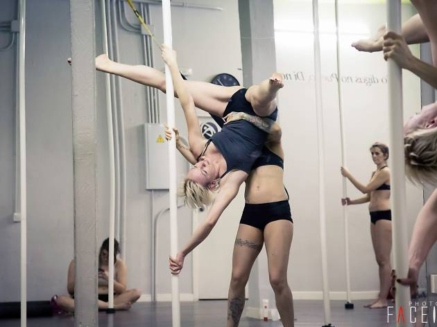 Madrid Pole Dance Studio