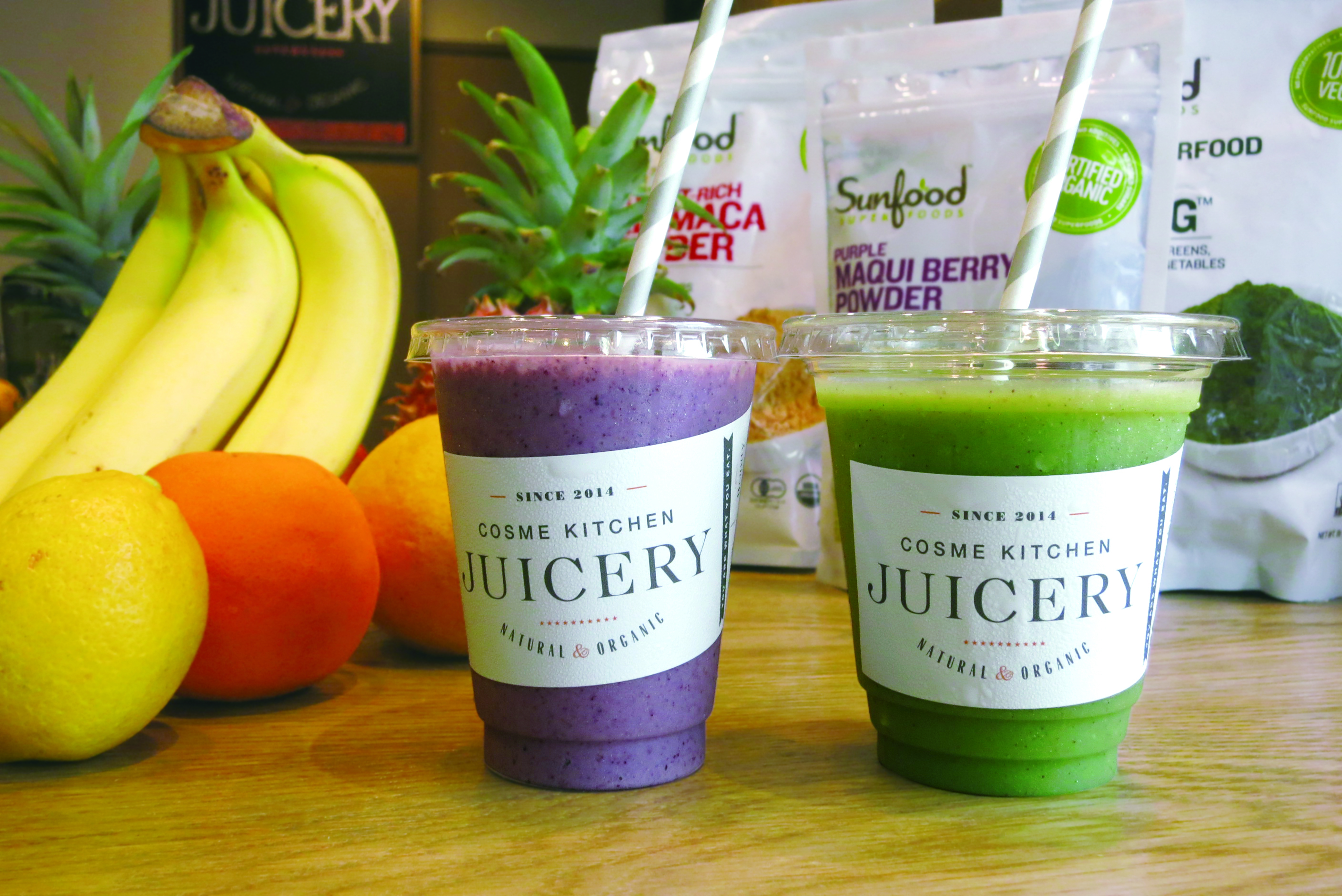 Best Juice And Smoothie Bars Time Out Tokyo