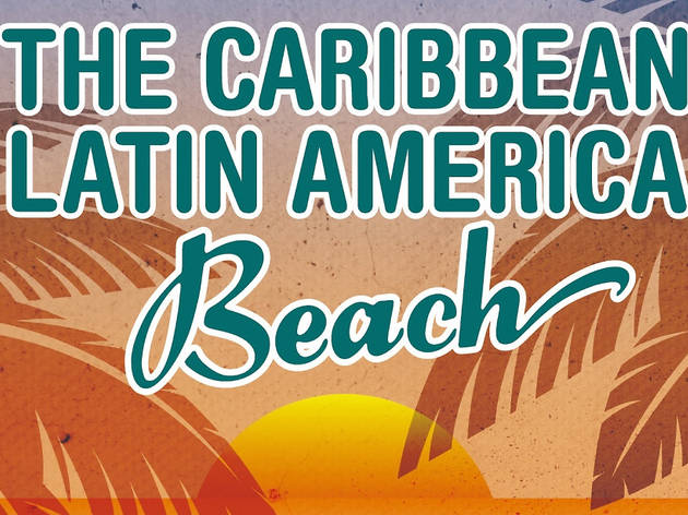 Caribbean and Latin American Beach Festival