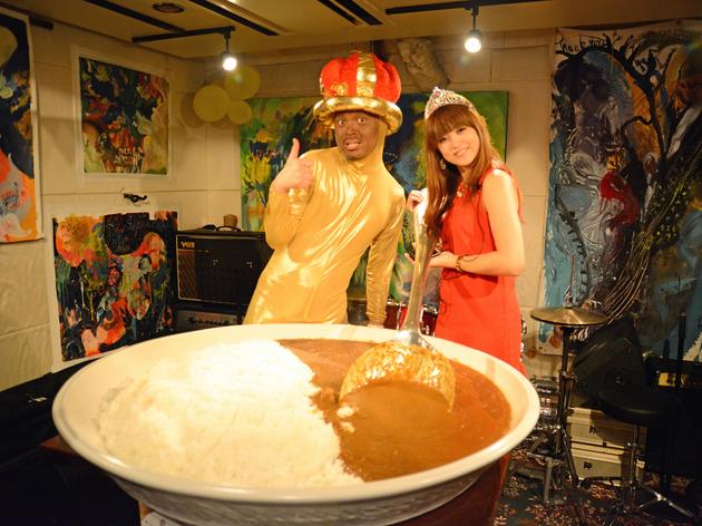 Shimokitazawa Curry Festival 2014
