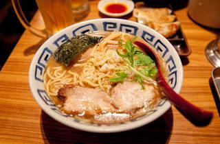 麺食堂 杉本商店