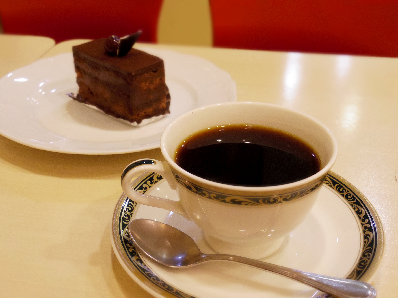 Sip on novelty coffee at Awaya