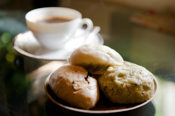 Manju Cafe Mugimaru 2