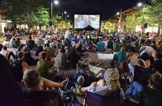 Clips Film Festival brings specialty brews, flicks to Eckhart Park