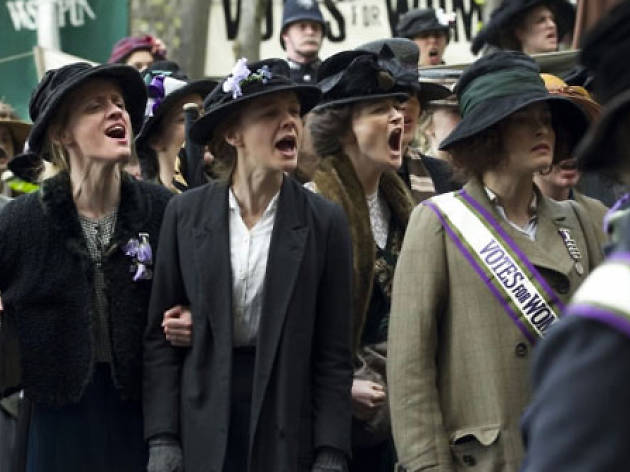 Read our review of 'Suffragette'