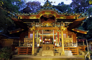 Oji Inari Shrine