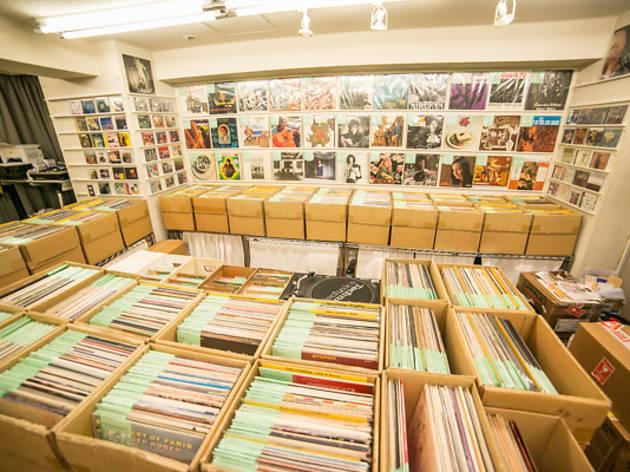 神宮前:ハイファイ・レコード・ストア