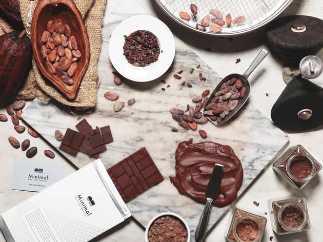 Minimal- Bean to Bar Chocolate -