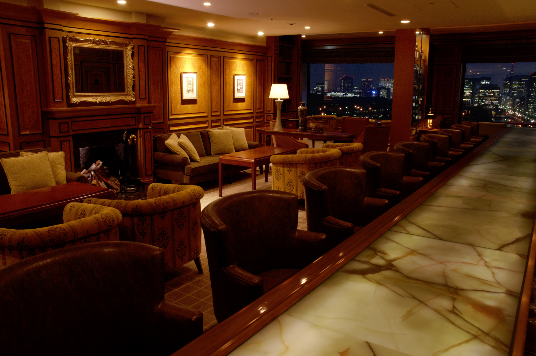 Imperial Lounge Aqua Bars And Pubs In Hibiya Tokyo