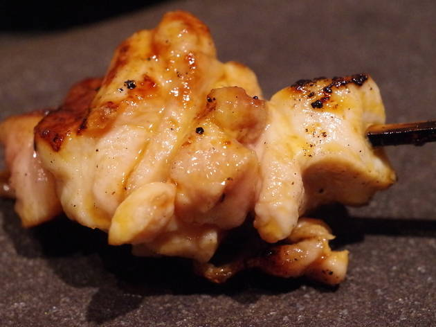 Savour eye-popping yakitori at Torisawa