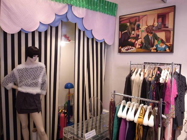 Eva Fashion Art Shopping In Daikanyama Tokyo
