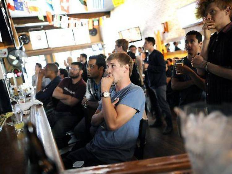 The best sports bars in San Francisco
