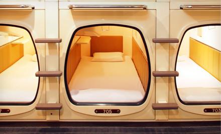 Capsule & Sauna Century Shibuya