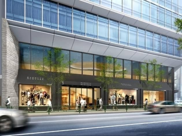 バーニーズ ニューヨーク六本木店
